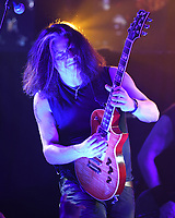 FORT LAUDERDALE, FL - APRIL 13: Testament performs at The Culture Room on April 13, 2017 in Fort Lauderdale, Florida. <br /> CAP/MPI04<br /> &copy;MPI04/Capital Pictures