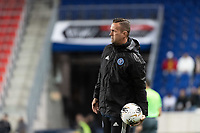 HARRISON, NJ - MARCH 11: NYCFC head coach Domenec Torrent during a game between Tigres UANL and NYCFC at Red Bull Arena on March 11, 2020 in Harrison, New Jersey.
