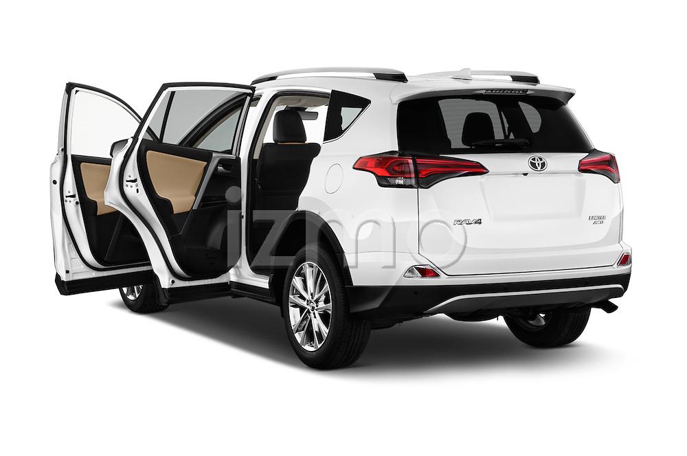 Car images of 2018 Toyota RAV4 Limited 5 Door SUV Doors