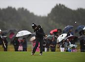1st October 2017, Windross Farm, Auckland, New Zealand; LPGA McKayson NZ Womens Open, final round;  New Zealand's Lydia Ko on the 1st fairway
