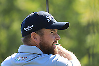 Shane Lowry (IRL) during the third round of the DP World Championship, Earth Course, Jumeirah Golf Estates, Dubai, UAE. 23/11/2019<br /> Picture: Golffile | Phil INGLIS<br /> <br /> <br /> All photo usage must carry mandatory copyright credit (© Golffile | Phil INGLIS)