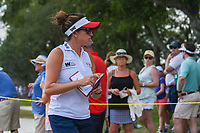 Gerina Piller (USA) heads to the tee on 5 during round 3 of the 2019 US Women's Open, Charleston Country Club, Charleston, South Carolina,  USA. 6/1/2019.<br /> Picture: Golffile | Ken Murray<br /> <br /> All photo usage must carry mandatory copyright credit (© Golffile | Ken Murray)