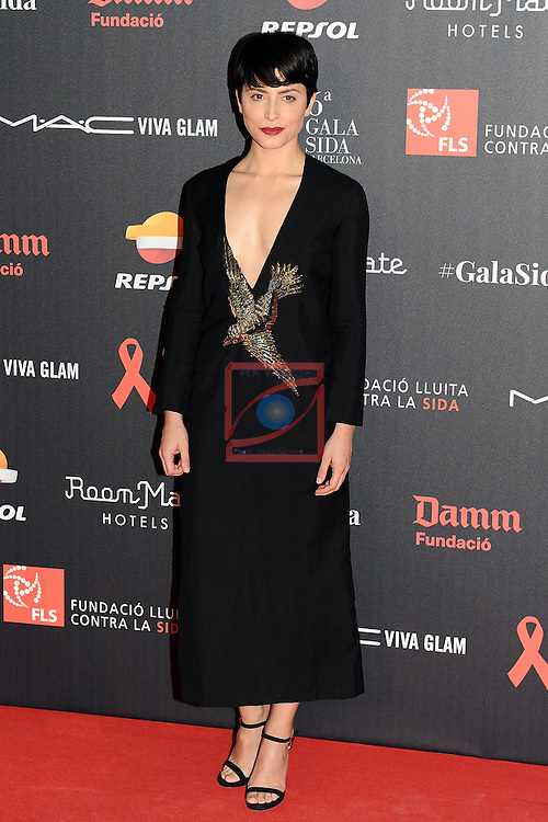 6 Gala Anual SIDA Barcelona.<br /> Barbara Lennie.