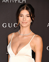 LOS ANGELES, CA - NOVEMBER 02: Camila Morrone attends the 2019 LACMA Art + Film Gala at LACMA on November 02, 2019 in Los Angeles, California.<br /> CAP/ROT/TM<br /> ©TM/ROT/Capital Pictures