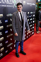Luis Larrodera attends to El Jovencito Frankenstein premiere at La Luz Philips Teather in Madrid, Spain. November 13, 2018. (ALTERPHOTOS/A. Perez Meca) /NortePhoto.com