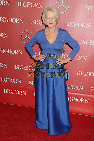 2 January 2016 - Palm Springs, California - Helen Mirren. 27th Annual Palm Springs International Film Festival Awards Gala held at the Palm Springs Convention Center.  <br /> CAP/ADM/BP<br /> &copy;BP/ADM/Capital Pictures