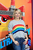 """LOS ANGELES - FEB 2:  Mary Elizabeth Ellis at """"The Lego Movie 2: The Second Part"""" Premiere at the Village Theater on February 2, 2019 in Westwood, CA"""