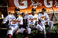 Aspectos, durante juego de beisbol de la Liga Mexicana del Pacifico temporada 2017 2018. Tercer juego de la serie de playoffs entre Mayos de Navojoa vs Naranjeros. 04Enero2018. (Foto: Luis Gutierrez /NortePhoto.com)