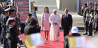 El Papa en Leon Mexico 2012