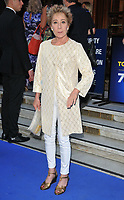 Zo&euml; Wanamaker at the &quot;The King and I&quot; play press night, The London Palladium, Argyll Street, London, England, UK, on Tuesday 03 July 2018.<br /> CAP/CAN<br /> &copy;CAN/Capital Pictures