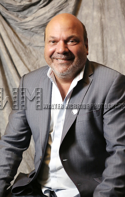 Casey Nicholaw attends the 2014 Tony Awards Meet the Nominees Press Junket at the Paramount Hotel on April 30, 2014 in New York City.