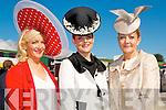 Ladies Day Listowel Races : Pictured at Ladies Day in Listowel ofn Friday last were Elaine Kelleher, Joanne Murphy, Kilgarvan & Fiona Keane from Listowel.