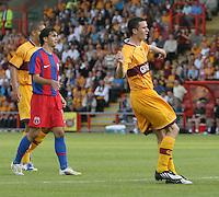 06/08/09 Motherwell v Steaua