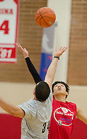 Swishes for Wishes: 2013 - Fac/Staff vs. Students basketball game