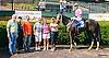 Big Slick winning at Delaware Park on 8/29/16