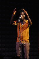 Saul Williams @ Joe's Pub: Sep. 3, 2012 touring &quot;Chorus: A Spoken Word Tour&quot; with his new book &quot;Chorus: A Literary Mixtape&quot;<br />