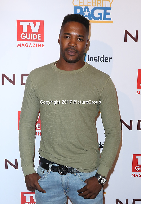 """STUDIO CITY, CA - NOVEMBER 6: Duane Henry attends the TV Guide Magazine Cover Party for Mark Harmon and 15 seasons of the CBS show """"NCIS"""" at River Rock at Sportsmen's Lodge on November 6, 2017 in Studio City, California. (Photo by JC Olivera/PictureGroup)"""