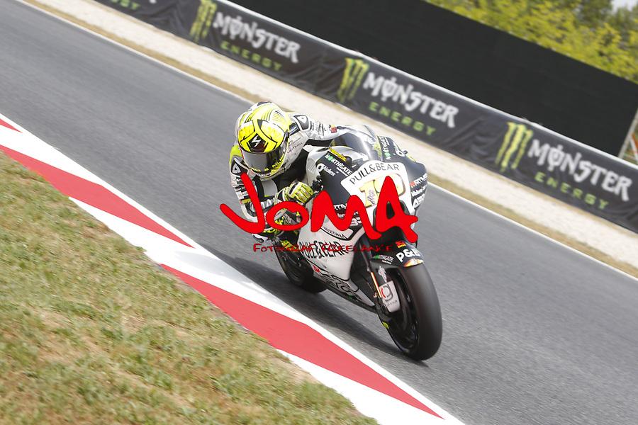 Alvaro Bautista (SPA) Pull&Bear Aspar Team, Moto GP, Free practice, Gran Premi Monster Energy de Catalunya