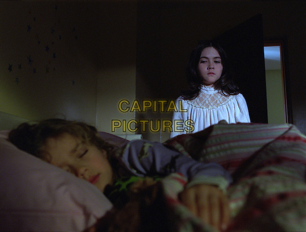 ARYANA ENGINEER & ISABELLE FUHRMAN.in Orphan (The Orphan).*Filmstill - Editorial Use Only*.CAP/FB.Supplied by Capital Pictures.