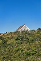 Hill top cottage, Truro, Cape Cod, Massachusetts, USA
