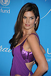 BEVERLY HILLS, CA. - December 10: Cindy Crawford  attends the UNICEF Ball honoring Jerry Weintraub at The Beverly Wilshire Hotel on December 10, 2009 in Beverly Hills, California.