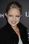 "LOS ANGELES, CA. - October 29: Sofia Vassilieva attends Gen Art's 12th Annual ""Fresh Faces In Fashion"" at the Peterson Automotive Museum on October 29, 2009 in Los Angeles, California."