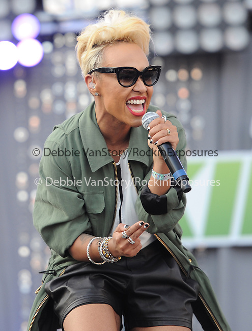 EMELI SANDÉ at The 2013 KIIS FM Wango Tango held at The Home Depot Center in Carson, California on May 11,2009                                                                   Copyright 2013 DVS / RockinExposures