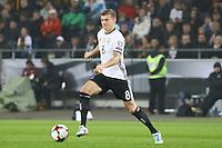 Toni Kroos (Deutschland Germany)- 11.10.2016: Deutschland vs. Nordirland, HDI Arena Hannover, WM-Qualifikation Spiel 3