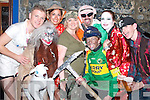 FANCY DRESS: Taking part in the fancy dress in the Exchange Bar, Ballybunion, on New Year's Eve were, front l-r: Mary Allen, Alice O'Riordan, and Conor Liston. Back l-r: Kyrle Holland, Stephanie Enright, John Dunne, Treasa Woodrick and Daniel Woods, all Ballybunion.   Copyright Kerry's Eye 2008
