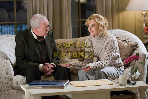MICHAEL CAINE & NICOLE KIDMAN.in Bewitched.*Editorial Use Only*.www.capitalpictures.com.sales@capitalpictures.com.Supplied by Capital Pictures.