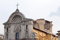 L'Aquila. la chiesa Madre.