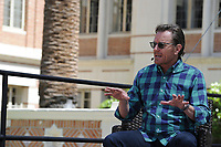 Bryan Cranston, at the Los Angeles Times Festival of Books held at USC in Los Angeles, California on Saturday, April 22, 2017