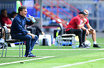 Trainer Dieter Hecking (HSV)<br /> Hamburg, 28.06.2020, Fussball 2. Bundesliga, Hamburger SV - SV Sandhausen<br /> Foto: Tim Groothuis/Witters/Pool//via nordphoto<br />  DFL REGULATIONS PROHIBIT ANY USE OF PHOTOGRAPHS AS IMAGE SEQUENCES AND OR QUASI VIDEO<br /> EDITORIAL USE ONLY<br /> NATIONAL AND INTERNATIONAL NEWS AGENCIES OUT