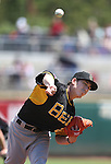 Salt Lake Bees&rsquo; Tim Lincecum pitches against the Reno Aces at Greater Nevada Field in Reno, Nev., on Tuesday, June 7, 2016. <br /> Photo by Cathleen Allison
