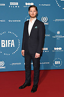 Kyle Soller<br /> arriving for the British Independent Film Awards 2018 at Old Billingsgate, London<br /> <br /> ©Ash Knotek  D3463  02/12/2018