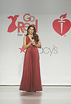 - American Heart Association's Go Red for Women Red Dress Collection 2018 presented by Macy's on February 8, 2018 at Hammerstein Ballroom, New York City, New York  (Photo by Sue Coflin/Max Photo)