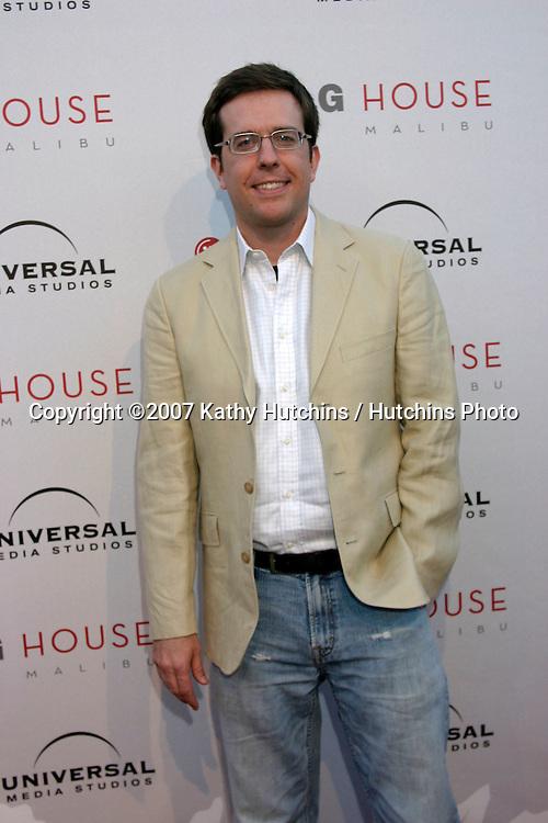 Ed Helms.Universal Media Studios Emmy Party.LG House.Malibu, CA.August 2, 2007.©2007 Kathy Hutchins / Hutchins Photo....