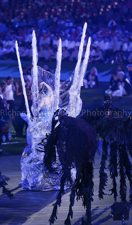 Paralympics Closing Ceremony London 2012