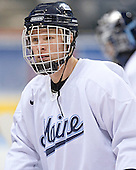 Mike Hamilton - The University of Maine Black Bears practiced on Wednesday, April 5, 2006, at the Bradley Center in Milwaukee, Wisconsin, in preparation for their April 6 2006 Frozen Four Semi-Final game versus the University of Wisconsin.