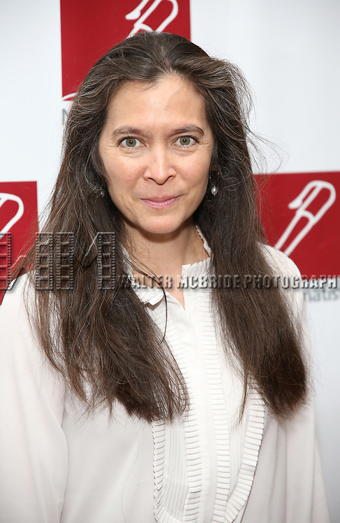 Diane Paulus attends The New Dramatists' 68th Annual Spring Luncheon at the Marriott Marquis on May 16, 2017 in New York City.