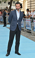 Daniel Mays at the &quot;Swimming With Men&quot; UK film premiere, Curzon Mayfair, Curzon Street, London, England, UK, on Wednesday 04 July 2018.<br /> CAP/CAN<br /> &copy;CAN/Capital Pictures