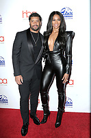 LOS ANGELES - FEB 17:  Russell WIlson, Ciara Wilson at the 2019 Hollywood Beauty Awards at the Avalon Hollywood on February 17, 2019 in Los Angeles, CA