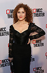 "Bernadette Peters attends MCC Theater presents ""Miscast 2019"" at The Hammerstein Ballroom on April 1, 2019 in New York City."