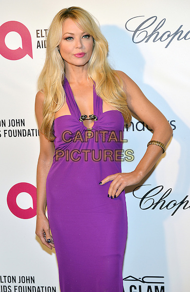02 March 2014 - West Hollywood, California - Charlotte Ross. 22nd Annual Elton John Academy Awards Viewing Party held at West Hollywood Park. <br /> CAP/ADM/CC<br /> &copy;CC/AdMedia/Capital Pictures