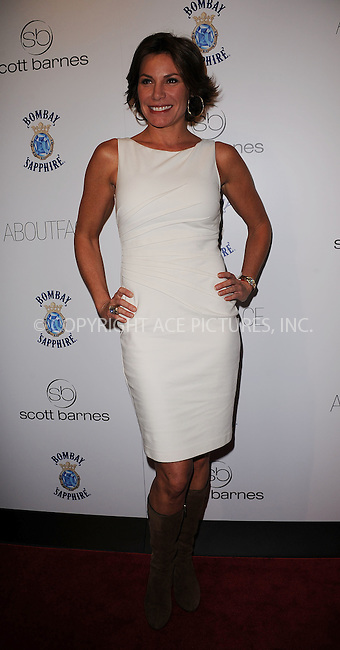 WWW.ACEPIXS.COM . . . . . ....January 20 2010, New York City....Countess Luann deLesseps arriving at the launch party for Scott Barnes' 'About Face' book at Provocateur at The Hotel Gansevoort on January 20, 2010 in New York City.....Please byline: KRISTIN CALLAHAN - ACEPIXS.COM.. . . . . . ..Ace Pictures, Inc:  ..tel: (212) 243 8787 or (646) 769 0430..e-mail: info@acepixs.com..web: http://www.acepixs.com