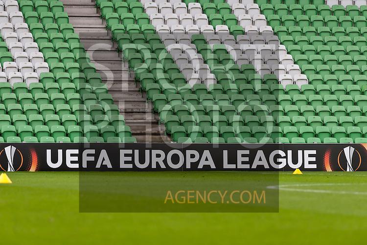 Voetbal: 16-9-2015,UEFA, Fc Groningen vs Olympique de Marseille,