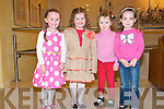Fashion Show: pictured at the annual spring fashion show in aid of St. Joseph's Secondary School, Ballybunion held in The Tintean Theatre, Ballybunion on Friday night last were Cliona Buckley, Ava Joyce, Ellen Gilbert & Samantha Downey.