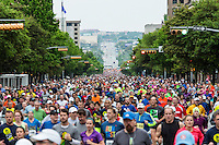 Austin, Texas - The Capitol 10,000 is the largest 10K race in Texas and one of the top 10 in the nation.