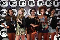 SÃO PAULO, SP - 24.09.2013: FESTA LANÇAMENTO MTV - Grupo Girls durante a Festa de Lançamento da MTV, a festa ocorre na Casa Preta, região sul de São Paulo, nesta terça-feira (24).  (Foto: Marcelo Brammer/Brazil Photo Press)