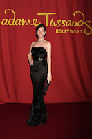 Anne Hathaway Wax Figure<br /> at the Unveiling of the Anne Hathaway Wax Figure by Madame Tussaud's Wax Museum, TCL Chinese 6 Theaters, Hollywood, CA 02-27-14<br /> David Edwards/DailyCeleb.com 818-249-4998